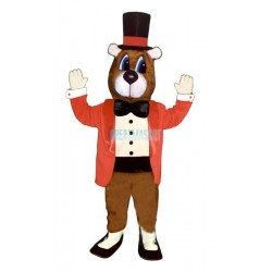 Dancing Bear Lightweight Mascot Costume