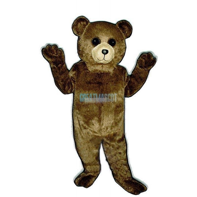 Toy Teddy Lightweight Mascot Costume