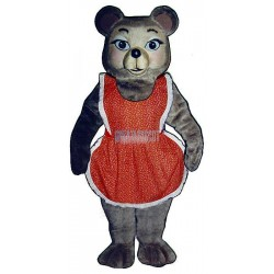 Thelma Bear Lightweight Mascot Costume