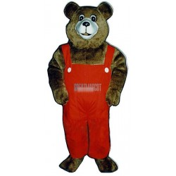 Tommy Teddy Lightweight Mascot Costume