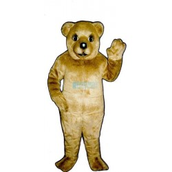 Baby Brown Bear Lightweight Mascot Costume
