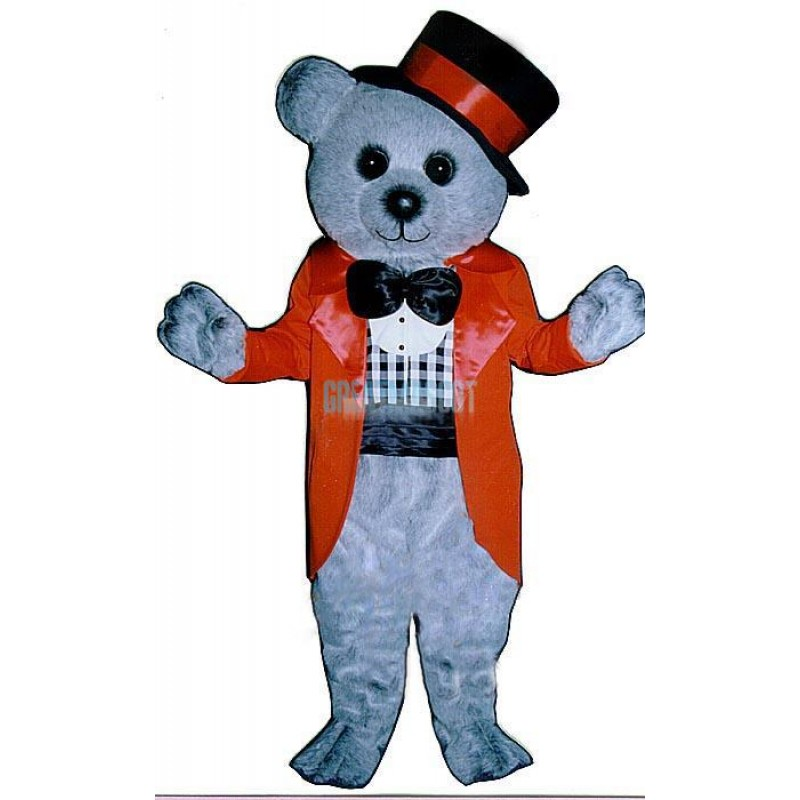 Linden Bear Lightweight Mascot Costume