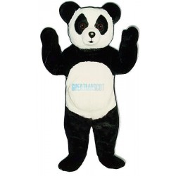 Big Toy Panda Lightweight Mascot Costume