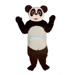 Patty Panda Lightweight Mascot Costume