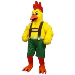 ChickenYodel Lightweight Mascot Costume