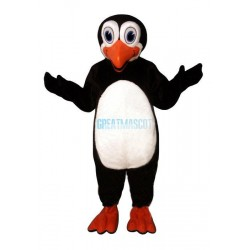 Puffy Penguin Lightweight Mascot Costume