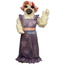 Grandmother Goose Lightweight Mascot Costume