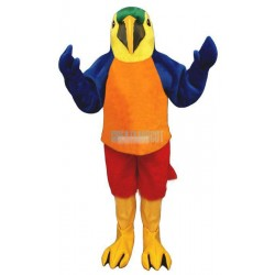 Tropical Parrot Lightweight Mascot Costume
