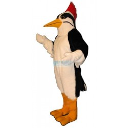 Harry Woodpecker Lightweight Mascot Costume
