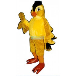Finch Lightweight Mascot Costume