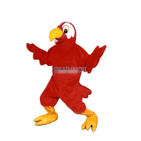 Marty Macaw Lightweight Mascot Costume