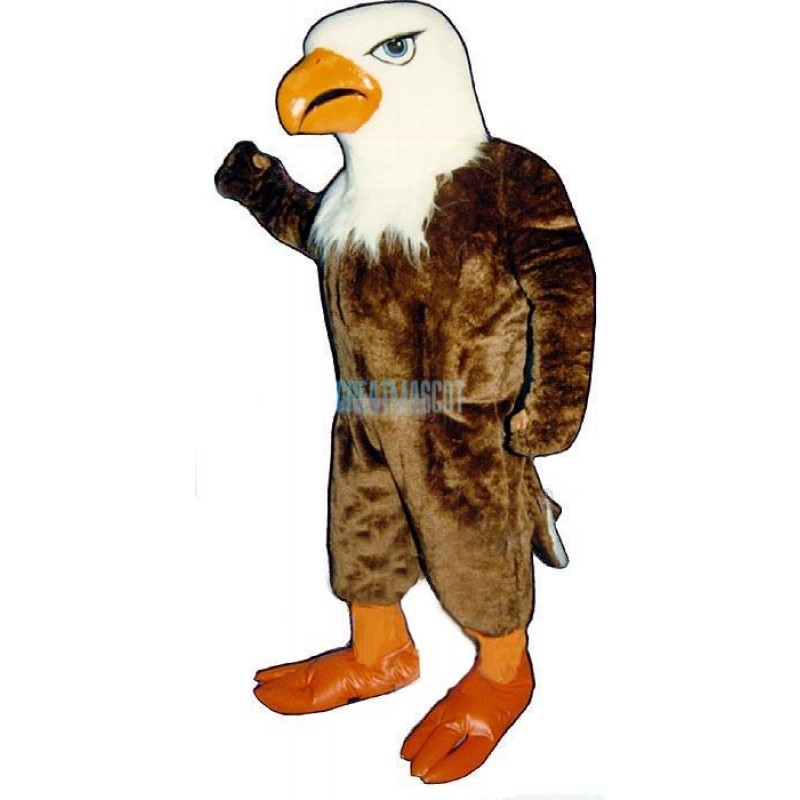 Arnold Eagle Lightweight Mascot Costume