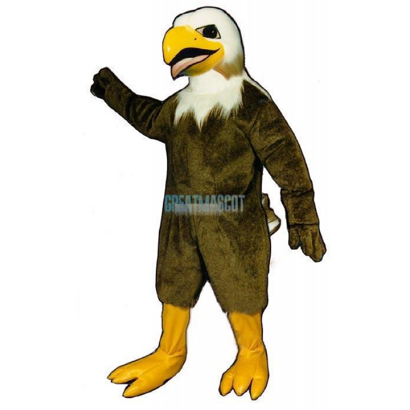 Screaming Eagle Lightweight Mascot Costume