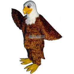 Friendly Eagle Lightweight Mascot Costume
