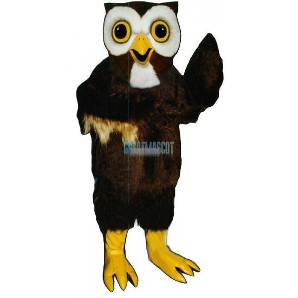 Night Owl Lightweight Mascot Costume
