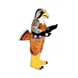 Falcon Lightweight Mascot Costume