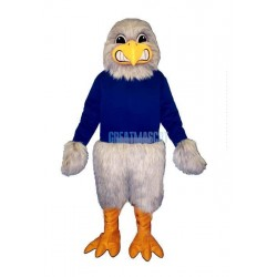 Night Hawk Lightweight Mascot Costume