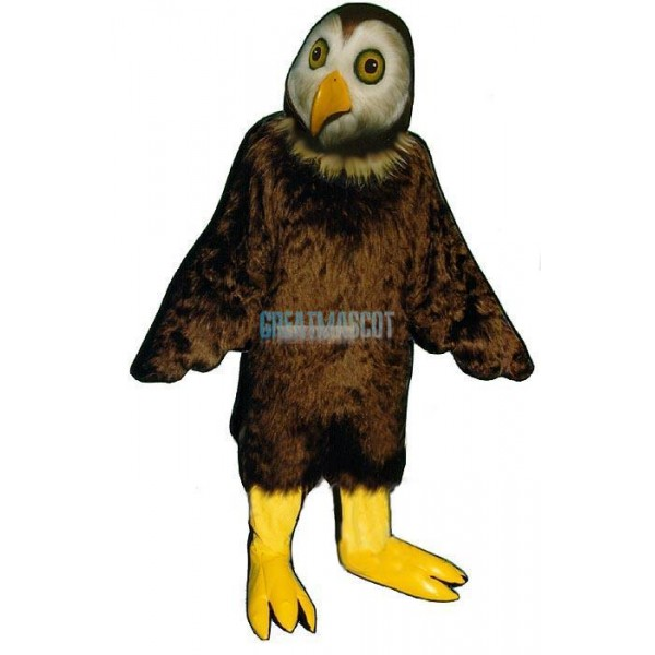 Barn Owl Lightweight Mascot Costume