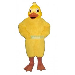 Duckie Lightweight Mascot Costume
