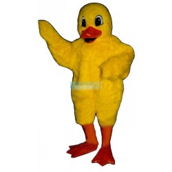 Easter Duckling Lightweight Mascot Costume