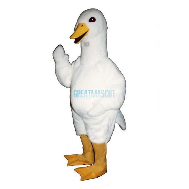 Realistic Duck Lightweight Mascot Costume