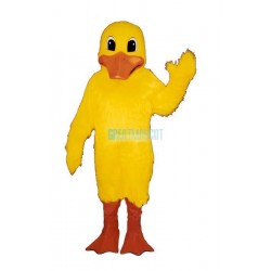 Dudley Duck Lightweight Mascot Costume