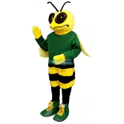 Billy Bee w-Shirt & Shoes Lightweight Mascot Costume