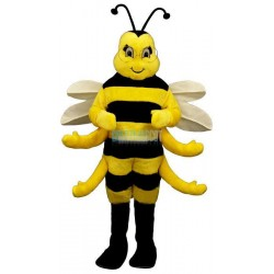 Royal Bee Lightweight Mascot Costume