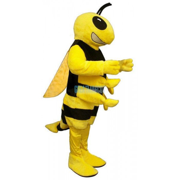 Flutter Bee Lightweight Mascot Costume