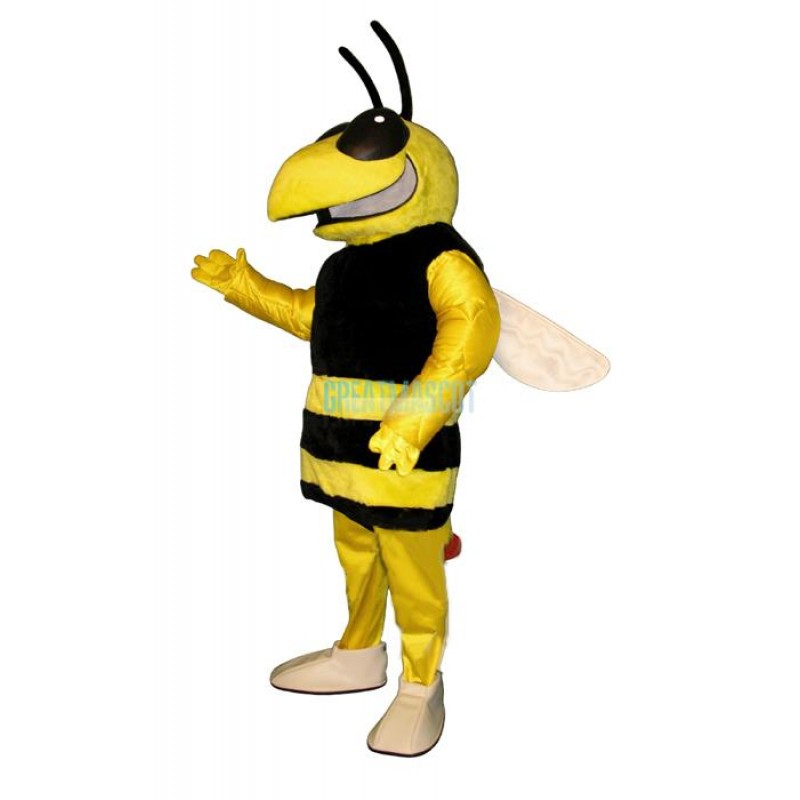 Beesley Bee Lightweight Mascot Costume