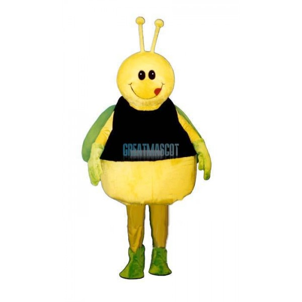 Fat Bug Lightweight Mascot Costume