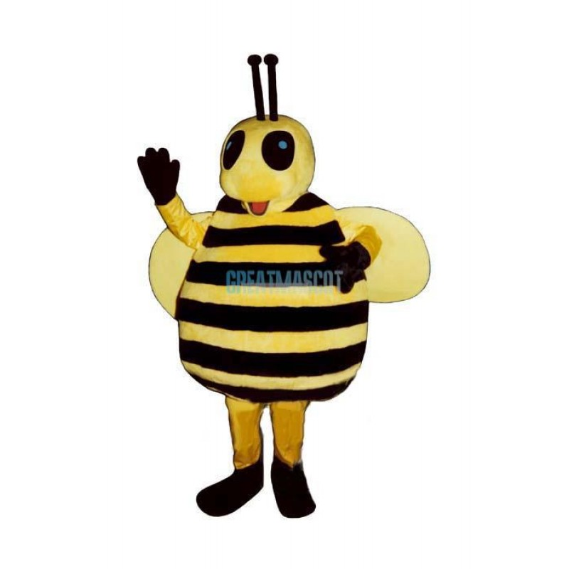 Cuddle Bee Lightweight Mascot Costume
