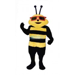 Sunny Bee Lightweight Mascot Costume