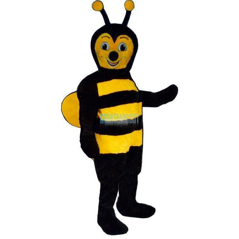 Bumble Bee Lightweight Mascot Costume