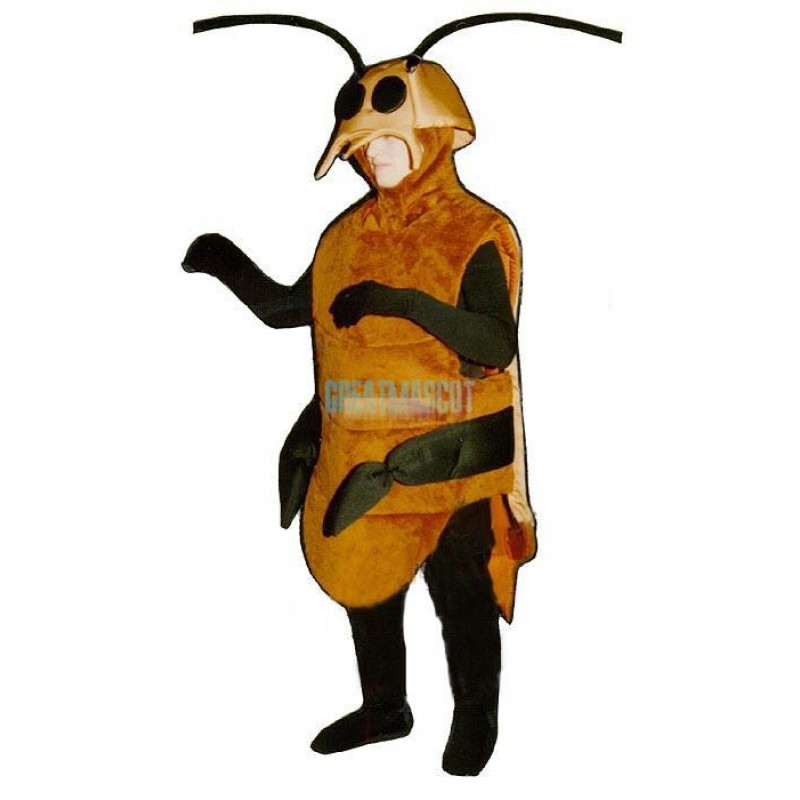 Cockroach Lightweight Mascot Costume