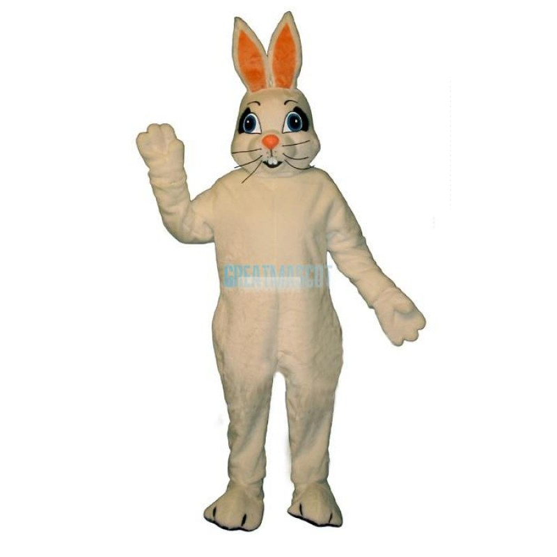 Funny Bunny Lightweight Mascot Costume