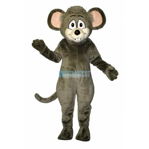 Johnny Mouse Lightweight Mascot Costume