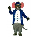 Admiral Mouse Lightweight Mascot Costume