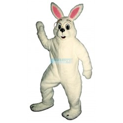 Bunny w-glasses Lightweight Mascot Costume