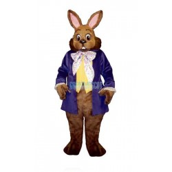 Mr.Brown Bunny Lightweight Mascot Costume
