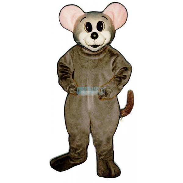 House Mouse Lightweight Mascot Costume
