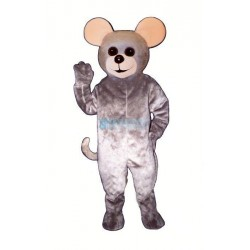 Cute Mouse Lightweight Mascot Costume