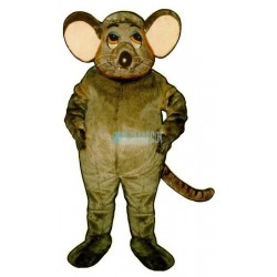 Fat Rat Lightweight Mascot Costume