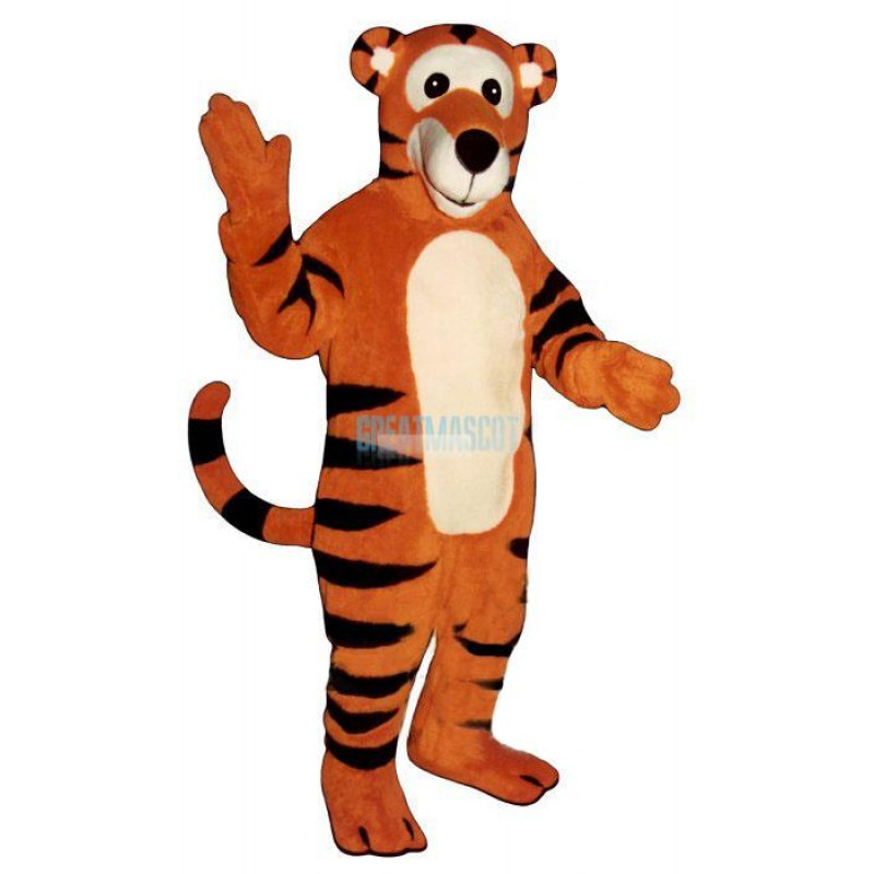 Toy Tiger Lightweight Mascot Costume