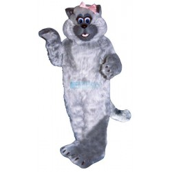Tabitha Cat Lightweight Mascot Costume