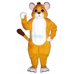 Lion Cub Lightweight Mascot Costume