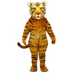 Tiger Ted Lightweight Mascot Costume