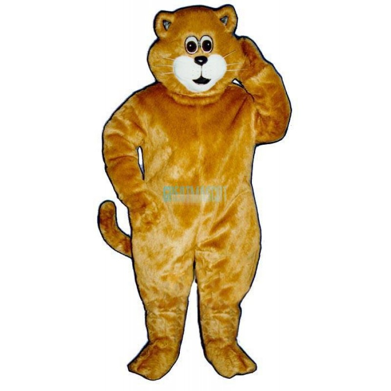 Tommy Cat Lightweight Mascot Costume
