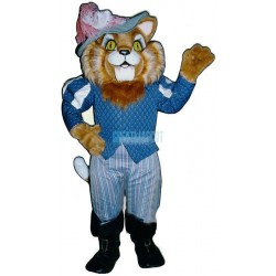 Sir Thomas Boots Lightweight Mascot Costume