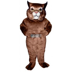 Girl Wildcat Lightweight Mascot Costume